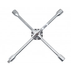 """Ключ торцевой баллонный крестообразный заклепанный 17х19x21x22(мм), с вставкой на 1/2"""""""