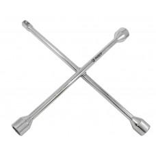 """Ключ торцевой баллонный крестообразный 17х19-21(мм)х1/2"""", (толщ. 13мм), Cr-V"""