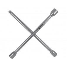 """Ключ торцевой баллонный крестообразный 17х19-21(мм)х1/2"""", (толщ. 16мм), Cr-V"""