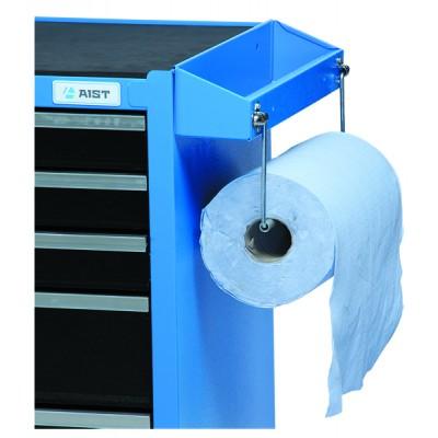 Металический лоток с держателем для бумаги/полотенца, для телег 90003ХХХ