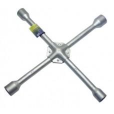 Ключ торцевой баллонный крестообразный заклепанный 17х19-21х22мм, D=16мм., L=355мм