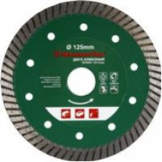 Диск алмазный 125х22 турбо HAMMER/бетон , кирпич