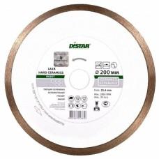 Диск алмазный 200х25,4 сплошн. Hard Ceramics DISTAR/тв. керамика