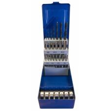 Набор метчиков, плашек и сверл 29 предм. М3-М12 в метал.коробке CZB-29W HSS FANAR (Z1-029112-0000)