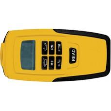 Дальномер ультразвуковой с лазерной указкой, расчет площади/объема