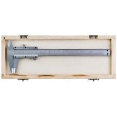 Штангенциркуль металлический нержавеющий 150 мм/ 0,02 мм