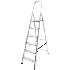 Лестница-стремянка алюминиевая, 5 ступеней, вес 3,62 кг