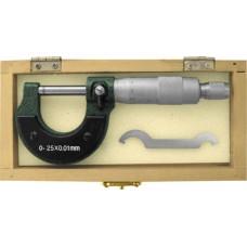 Микрометр наружный 0 - 25 мм