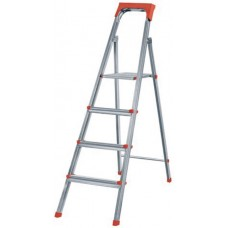 Лестница-стремянка стальная, 4 ступени, вес 6,7 кг
