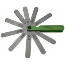 Набор щупов 70 мм №2 (0,02-0,5) 17 шт